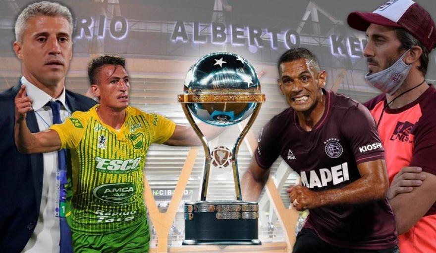 Lan U00fas Defensa Y Justicia Definen La Sudamericana